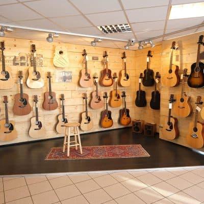Bedrijfsreportage Van The Guitarshop