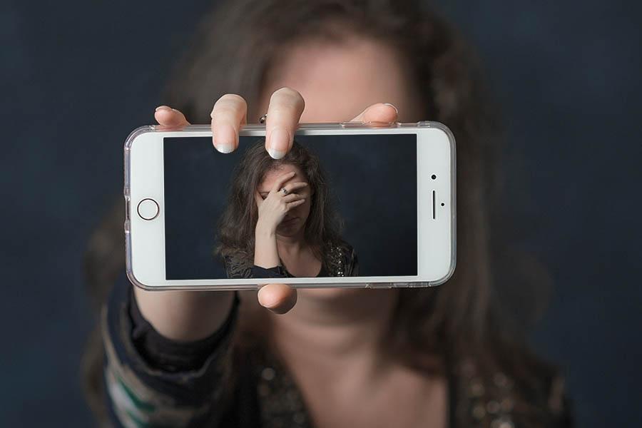 Smartphone Frustratie